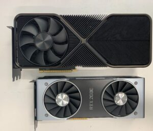 Nvidia GeForce RTX 3090 graphic card